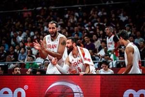 تیم ملی بسکتبال بامداد سه شنبه وارد کشور می شود
