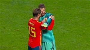خلاصه بازی اسپانیا 4 - جزایرفارو 0 (گزارشاختصاصی)