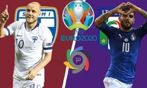 خلاصه بازی فنلاند 1 - ایتالیا 2 (مقدماتی یورو)