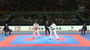 کسب مدال نقره مسابقات کاراته ۲۰۱۹ توسط صالح اباذری