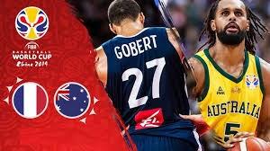 خلاصه بسکتبال فرانسه 98 - استرالیا 100