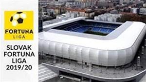استادیوم های لیگ اسلواکی در فصل 20-2019