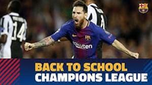 نگاهی به اولین بازی بارسا در لیگ قهرمانان اروپا از 7 فصل گذشته
