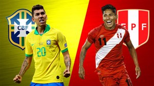 خلاصه بازی برزیل 0 - پرو 1 (دوستانه)