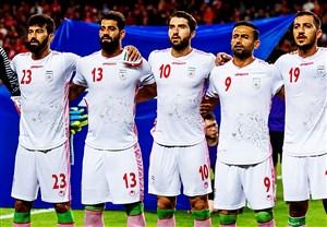پیش بازی دیدار ایران - کامبوج