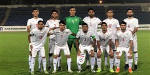 ترکیب جوانان ایران  مقابل اندونزی اعلام شد