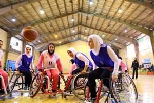 ویلچر ، اصلی ترین مشکلی تیم ملی بسکتبال با ویلچر بانوان