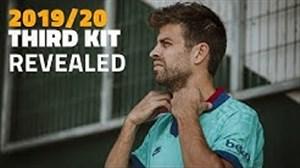 معرفی لباس سوم تیم بارسلونا در فصل 20-2019