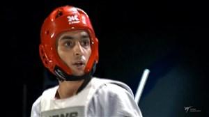 پیروزی هادی پور در وزن 58 کیلوگرم در برابر حریف اسپانیایی