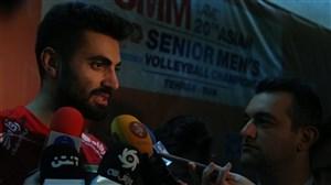 صحبت های امیر غفور بعد از دومین برد تیم ملی