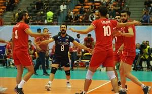ایران ٣- چین ٠؛ خروج از شوک