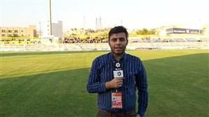 ورزشگاه نفت مسجد سلیمان آماده بازی استقلال