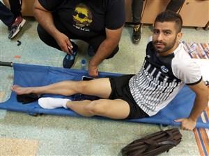 عباس عسکری: از ناراحتی خواب ندارم