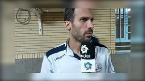 گفتگو با حامد نورمحمدی گلزن مسجدسلیمان