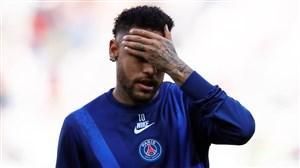 هواداران PSG حق دارند از نیمار عصبانی باشند