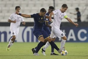 خلاصه بازی السد 3 - النصر عربستان 1 (صعود شاگردان ژاوی)