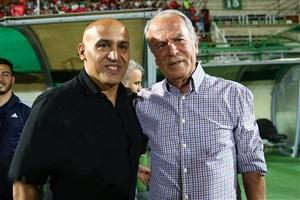 صحبت های منصوریان و دنیزلی پس از بازی