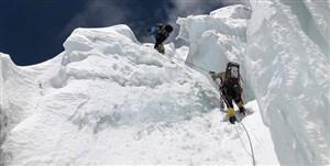 دو کوهنورد ایرانی در راه صعود به قله 8201 متری