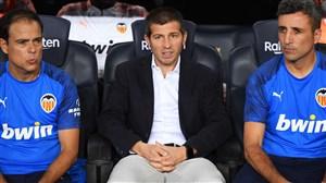 عدم حضور بازیکنان والنسیا در کنفرانس خبری