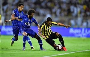 ویدئو خلاصه بازی الهلال 3 - الاتحاد 1 (لیگ قهرمانان آسیا)