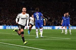 چلسی 0-1 والنسیا: پسران لمپارد دعوا کردند، باختند!