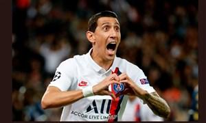 10 گل برتر بازیکنان آرژانتینی پاری سن ژرمن