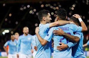 پیروزی سخت منچسترسیتی مقابل شفیلدیونایتد درفصل گذشته