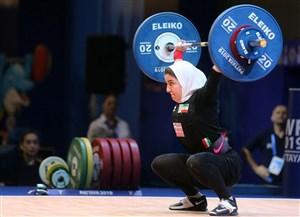 دعوت از 9 ورزشکار به اردوی تیمهای وزنهبرداری بانوان
