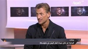 رنار: مطمئنم با عربستان به جام جهانی قطر می روم