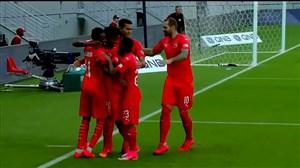 سریع ترین گل تاریخ لیگ ستارگان قطر