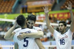 ایران 3 - چینتایپه 0؛ صعود بیدردسر به نیمهنهایی