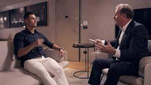 مصاحبه متفاوت و دیدنی با کریستیانو رونالدو