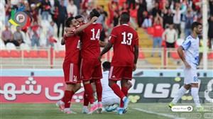جام حذفی/ شاگردان دنیزلی در نیمه اول صعود کردند
