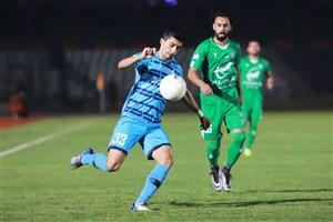پیروزی پر گل پیکان در بازی تدارکاتی