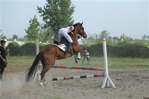 پایان مسابقات پرش با اسب تور قهرمانان ایران