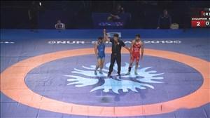 شکست ناباورانه احسان پور در مرحله نیمه نهایی
