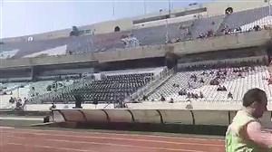 ورزشگاهآزادی کمتر از 4ساعتماندهبه شروع دربی