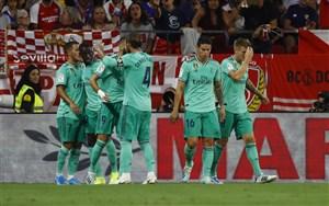 ترکیب اصلی رئال مادرید و اوساسونا اعلام شد