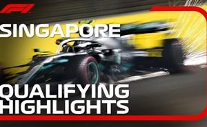 گرندپری سنگاپور با پیروزی وتل برای فراری