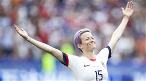 ابراز علاقه بارسلونا برای جذب ستاره فوتبال زنان آمریکا