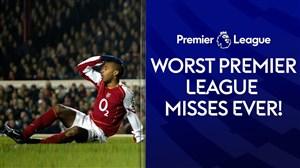بدترین فرصت سوزی های تاریخ لیگ برتر جزیره