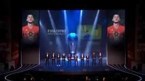 معرفی تیم منتخب فیفا در سال 2019