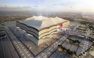 هتل ورزشگاه مجلل قطر برای جام جهانی 2022
