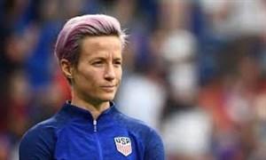 ملیپوش جنجالی زنان آمریکا، بهترین فوتبالیست زن دنیا