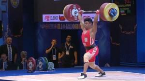 پایان کار موسوی با مهار وزنه 214 کیلوگرمی درمسابقات جهانی تایلند