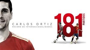 رکورد بازیکن تیم ملی اسپانیا در دنیای فوتسال