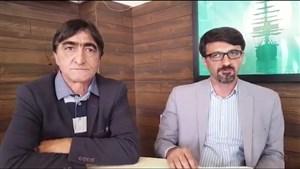 شکایت ناصر محمدخانی از یک کانال در فضای مجازی