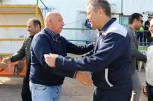 دوئل چیچ علیه ویچ در کویر کرمان