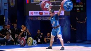 حرکات دوضرب دهداری در مسابقات جهانی تایلند