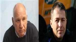 کنفرانس خبری جنجالی بگوویچ و اسکوچیچ پس از بازی